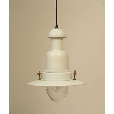 White Pendant Light White Pendant Fisherman S Light 3 Sizes