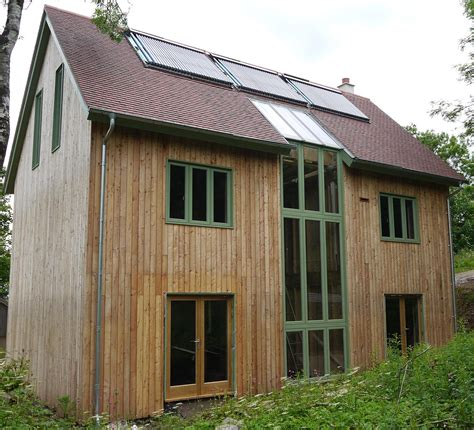 make a house a home self build shepton mallet mjw architects