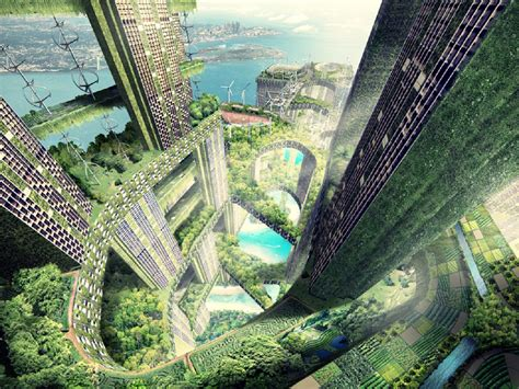 vertical cities 12 towers take urban density to the skies