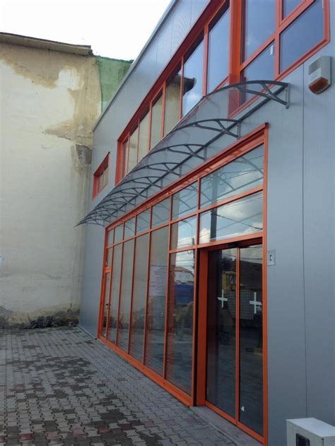Easy To Install Awnings Ds1001000 100x1000cm Easy To Install Polycarbonate Door
