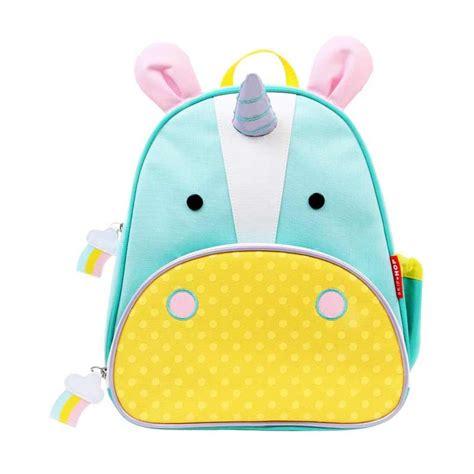 Tas Anak Sekolah Tas Ransel Backpack Zoo Character jual skip hop zoo pack unicorn tas ransel anak harga kualitas terjamin blibli