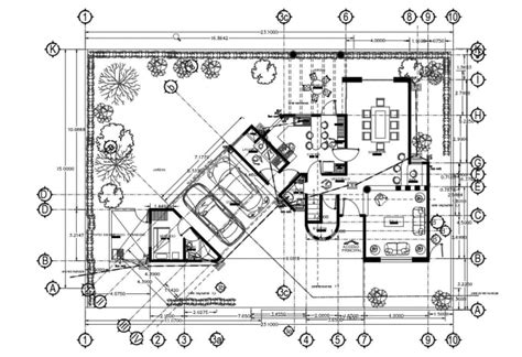 create architectural  engineering drawing  autocad