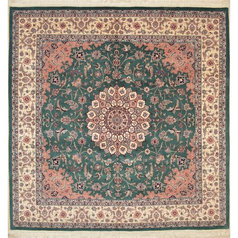 pakistan wool rugs size 8 4 quot x 8 3 quot tabriz wool rug from pakistan