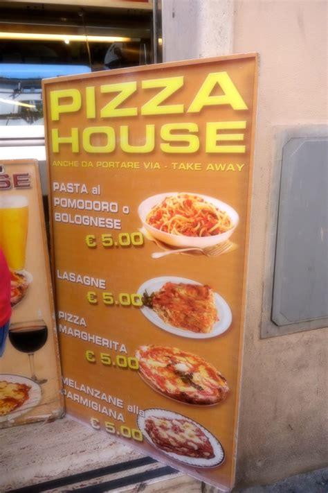 best cheap pizza in rome cheap rome restaurants where to eat well in rome for less