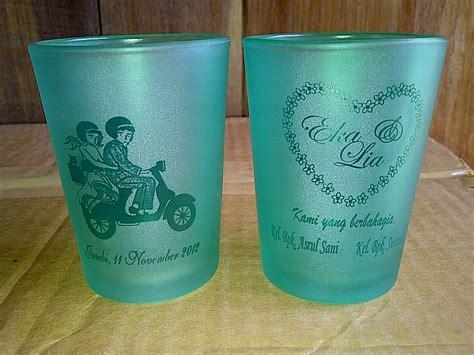 Souvenir Gelas Sloki 05 souvenir gelas cantik sloki mini