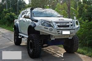 Lifted Isuzu Dmax 10 Ideas To Make The Isuzu V Cross A Real Beast