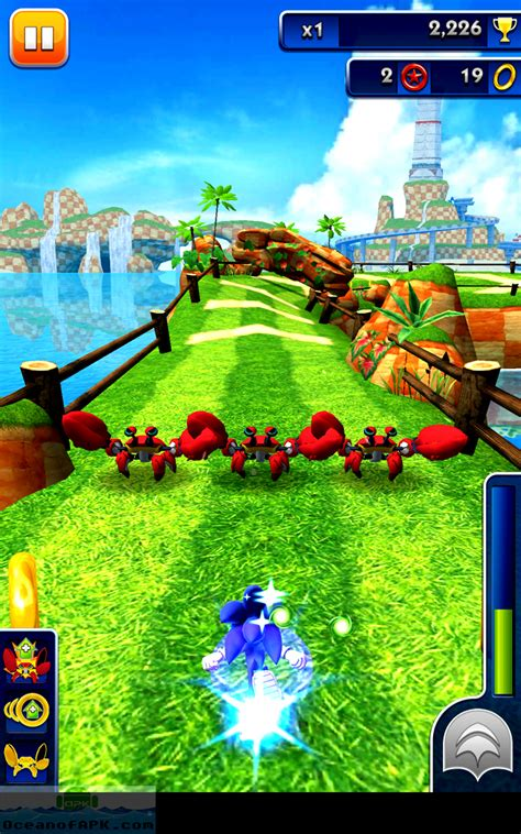 modded apk for android sonic dash mod apk free