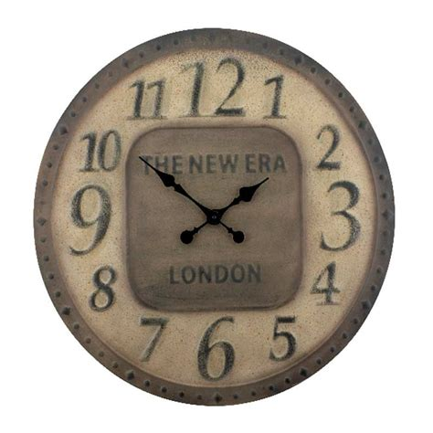 large garden clocks in stock now greenfingers