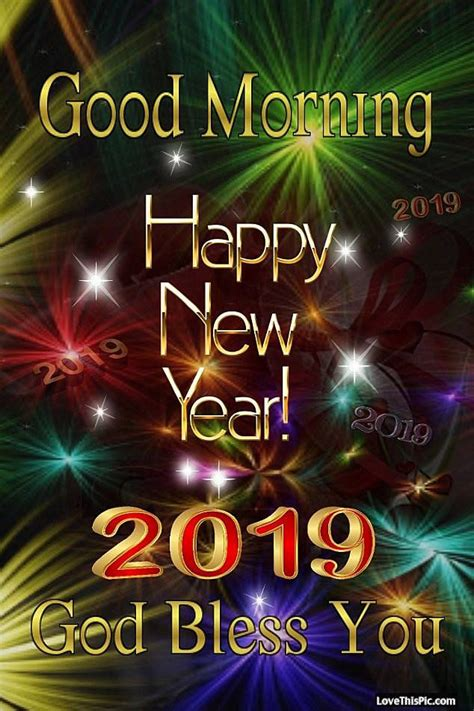 good morning happy  year  god bless  pictures   images  facebook tumblr