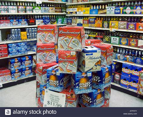 Bud Light Stock by Budweiser Bud Light And Other In The Beverage