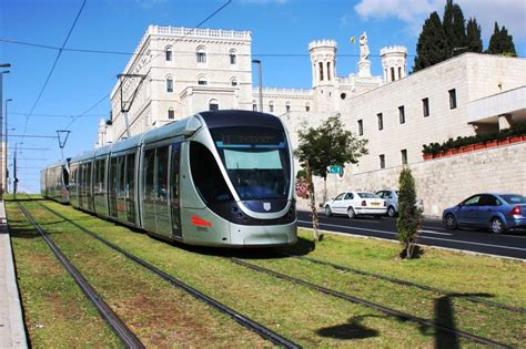 Light Rail by Let There Be Light Rail The Times Of Israel