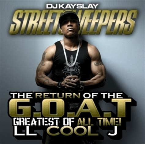 Cd Ll Cool J Goat ll cool j the return of the g o a t hosted by dj