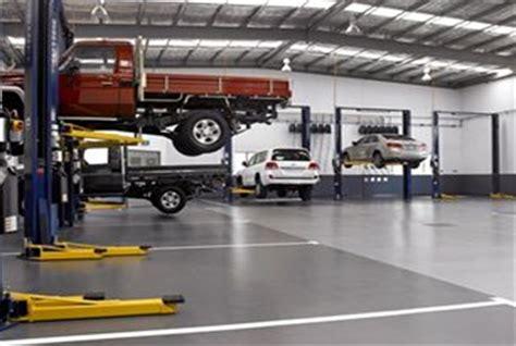 Green Fleet Garage by Bendpak Wins Naspo Contract For Lifts And Garage Equipment