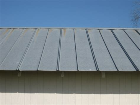 Metal Shed Roof Installation by Khn Metal Roofing Service