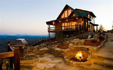 Blue Ridge Cabins Mountain Lakefront Log Cabins Homes For Sale