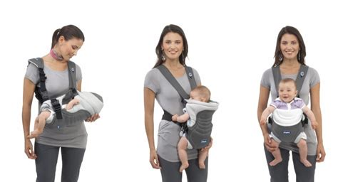 Chicco 3 Position Soft Baby Carrier soft baby carrier out about and travelling
