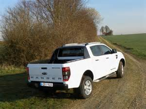 American Ford 2013 Ford Ranger Australian American Look From South