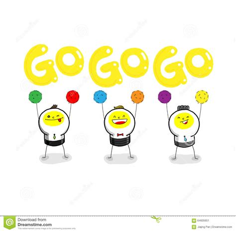 go to go go go stock illustration image of assistance doodle