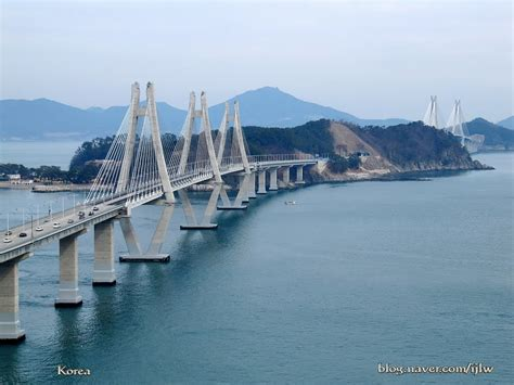 Msn To Mba Bridge by Panoramio Photo Of Geoga Bridge 거가대교