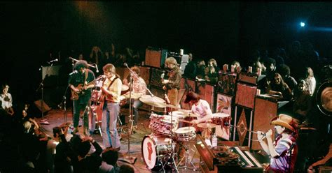 7 Great Shows For Who by Fillmore East 15 Great Shows Rolling