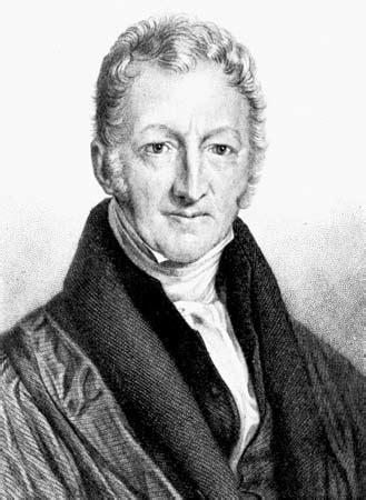 THOMAS ROBERT MALTHUS - TEORI TENTANG PERTUMBUHAN POPULASI