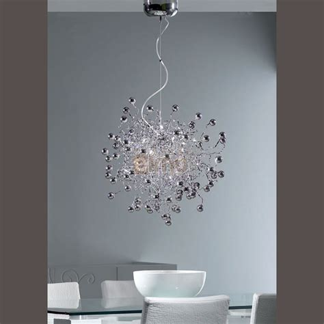 Charmant Lustre Moderne Pour Salle A Manger #5: lustre-moderne-boules-de-verre-metal-atomic.jpg