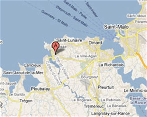 location vacances vue mer Saint Briac sur Mer.