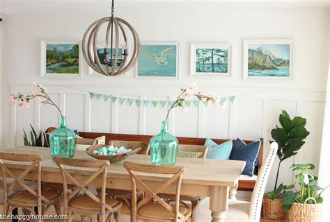 the simple dining room store spring home tour our spring entry hall dining room