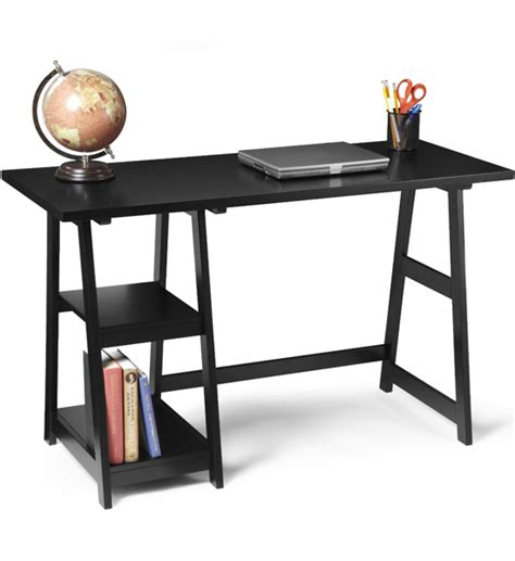 small black writing desk organization store