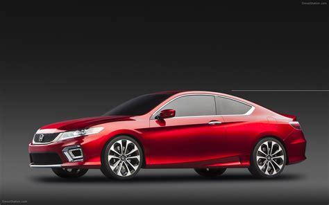 Honda Accord 2013 Coupe by Honda Accord Coupe Concept 2013 Widescreen Car