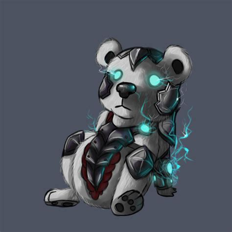 anime voli chibi volibear by nerdynation on deviantart
