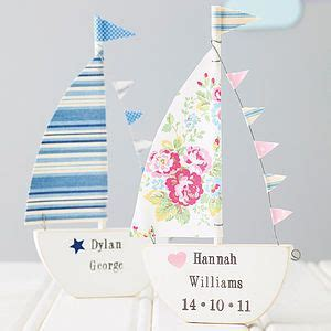 personalised boat flags uk personalised bunting sailing boat interior accessories