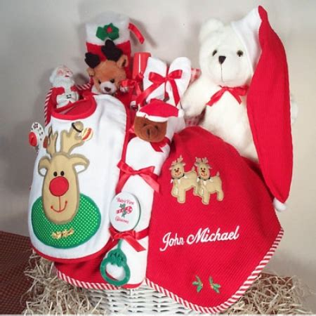 merry christmas baby gift basket   prices