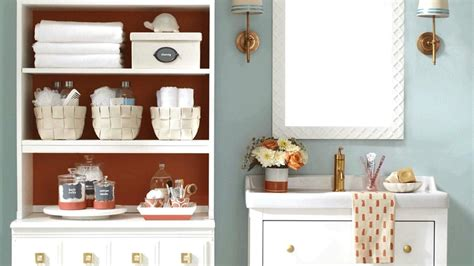 bathroom decorating ideas cheap easy budget bathroom storage