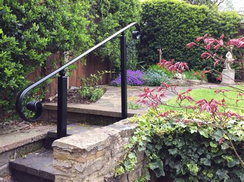 Outdoor Metal Handrail Wrought Iron Handrails Metal Handrails