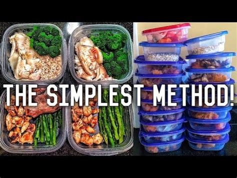meal prep a step by step guide to preparing healthy weight loss lunch recipes for work or school using easy meal prep techniques to save time and money books beginners guide to meal prep step by step guide