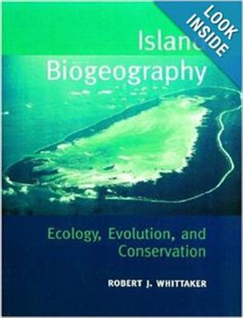 environmentalism an evolutionary approach books 1000 images about island biogeography on