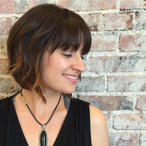 haircuts for blunt nose 26 best short bob hairstyles for women all the time