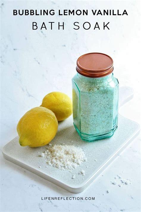 Lemon Detox Bath Pancreas by Best 25 Bath Soak Ideas That You Will Like On