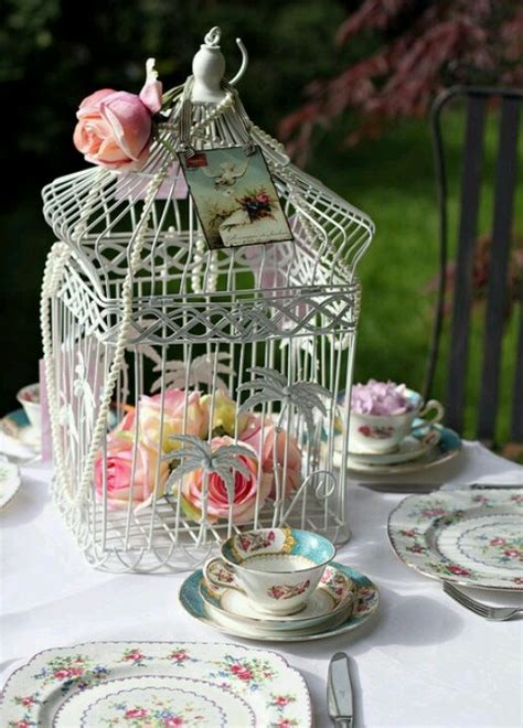 birdcage centerpieces wedding birdcages pinterest