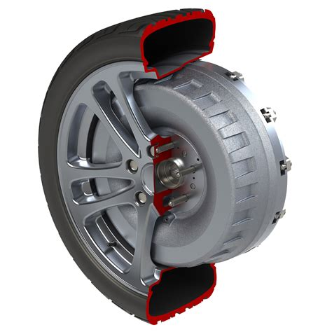 electric vehicle motor protean in wheel electric motor to enter production in 2014