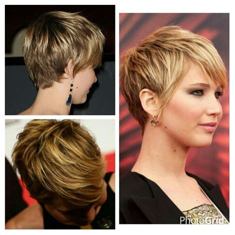 hair styles bob lo lites best 25 jennifer lawrence short hair ideas on pinterest