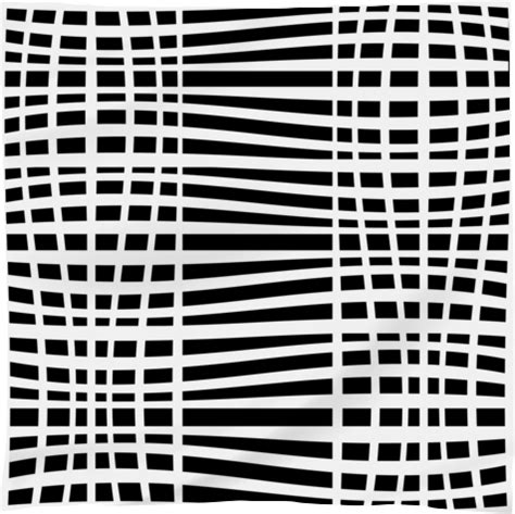 black white stripe print pattern shop black and white swerved stripe pattern scarf by gbc