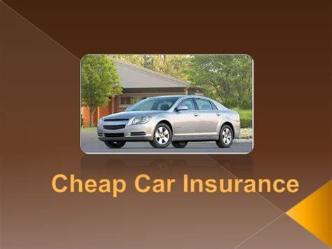Buy Cheap Auto Insurance by Finding The Cheapest Car Insurance For