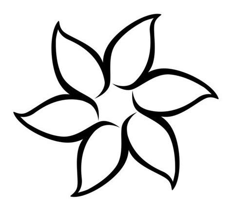 flower pattern cut out 75 best images about templates on pinterest felt flowers