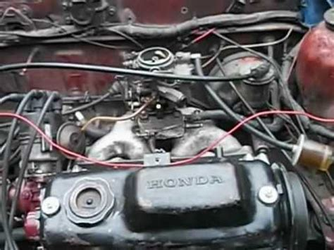 car engine repair manual 1985 honda civic seat position control motor honda civic 81 youtube
