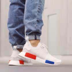 Adidas Originals Nmd Xr1 Runner Primeknit Zapatos Para Correr Negro Blanco Zapatos P 680 by Adidas Nmd Runner Pk White Blue Sneaker Bar Detroit