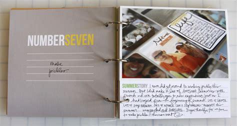 Creative Manifesto By Ali Edwards by Ali Edwards Design Inc 2012 Summer Manifesto Album