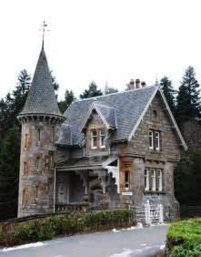 gatehouse to ardverikie house garden sheds gate houses
