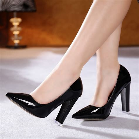 how to make high heels more comfortable to walk in online buy wholesale black patent from china black patent